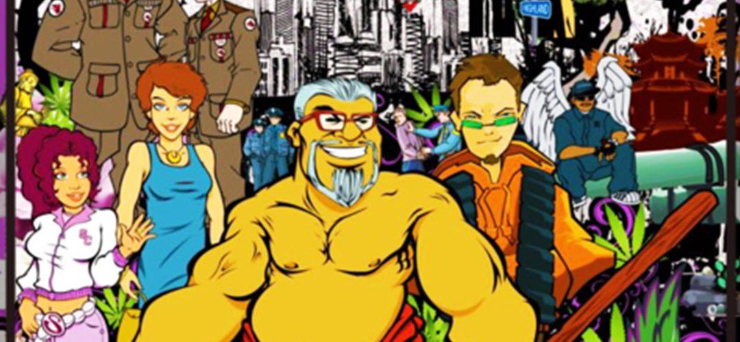 Master Kush – The Animated Series