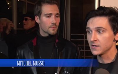 Bachelor Lions Premiere with James Maslow and Mitchel Musso